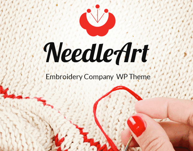needleart-wp-tema-najava